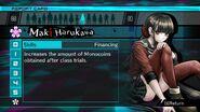 Maki Harukawa Report Card Skill (For Shuichi)