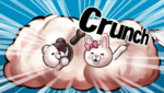 Danganronpa 2 CG - Monokuma fighting Usami (1)