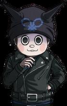 Danganronpa V3 Bonus Mode Ryoma Hoshi Sprite (5)