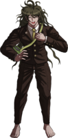 Danganronpa V3 Gonta Gokuhara Fullbody Sprite (15)