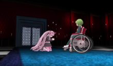 Kotoko and Monaca