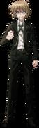 Danganronpa 2 Byakuya Togami Fullbody Sprite (6)