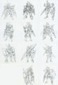 Danganronpa Another Episode Beta Design Hero Robot Mark Guyver (2)
