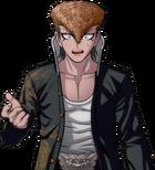 Danganronpa V3 Bonus Mode Mondo Owada Sprite (10)