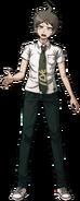 Hajime Hinata Fullbody Sprite 06