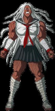 Sakura Ogami Fullbody Sprite (02)