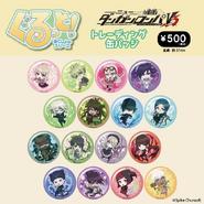 Chara-Cre x Danganronpa V3 Collab Merchandise (3)
