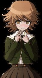 Danganronpa 1 Chihiro Fujisaki Halfbody Sprite (PSP) (10)
