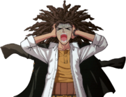 Danganronpa V3 Bonus Mode Yasuhiro Hagakure Sprite (Vita) (9)