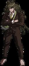 Danganronpa V3 Gonta Gokuhara Fullbody Sprite (21)