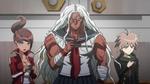 Danganronpa the Animation (Episode 08) - Kyoko confronting Makoto (3)