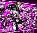 Digital MonoMono Machine Danganronpa 1 Cast Android wallpaper