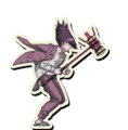 Danganronpa V3 Kaito Momota Death Road of Despair Sprite (Hammer) 08