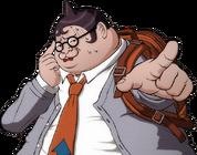 Danganronpa V3 Bonus Mode Hifumi Yamada Sprite (Vita) (18)