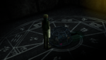 Danganronpa V3 CG - Removing the Ritual Items (3)