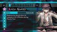 Kaito Momota Report Card Skill (For Shuichi)