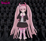 Monokuma Factory Wallpapers Set 5E Kotoko Utsugi 960 x 854