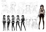 Sayaka Maizono Beta Designs 1.2 Reload Artbook