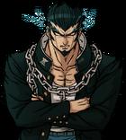 Danganronpa V3 Bonus Mode Nekomaru Nidai Sprite (4)