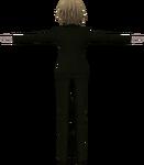 Danganronpa VR - Model - Byakuya Togami (2)
