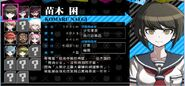 DRAE Makoto Naegi Trad Chinese Talent