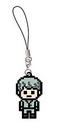 FuRyu Minna no Kuji Dot Rubber Mascots DR3 Kyosuke Munakata