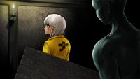 Danganronpa V3 CG - Korekiyo Shinguji's murder of Angie Yonaga (3)