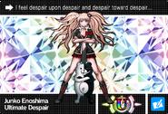 Danganronpa V3 Bonus Mode Card Junko Enoshima U ENG