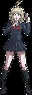 Danganronpa V3 Kaede Akamatsu Fullbody Sprite (High School Uniform) (5)