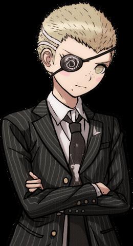 File:Fuyuhiko Kuzuryuu (Eyepatch) Halfbody Sprite (13).png