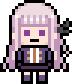 Kyoko Kirigiri Bonus Mode Pixel Icon (1)