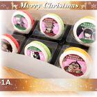 Priroll DR1 Macarons Christmas Set A