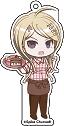 Sweets Paradise Danganronpa V3 Cafe Keychain (1)