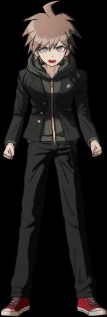 Danganronpa 1 Demo Makoto Naegi 08