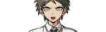 Danganronpa V3 - Despair Dungeon Monokuma's Test Awakened Mugshot (Haijime Hinata)
