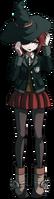 Danganronpa V3 Himiko Yumeno Fullbody Sprite (14)