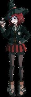 Danganronpa V3 Himiko Yumeno Fullbody Sprite (24)