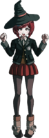 Danganronpa V3 Himiko Yumeno Fullbody Sprite (7)