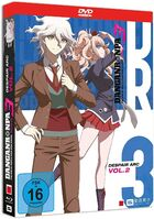 Filmconfect Danganronpa 3 DVD Despair Arc Volume 2 (Standard)