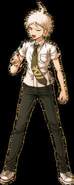 Hajime Hinata (Awakening) Fullbody Sprite 01
