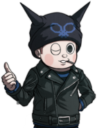 Danganronpa V3 Bonus Mode Ryoma Hoshi Sprite (7)