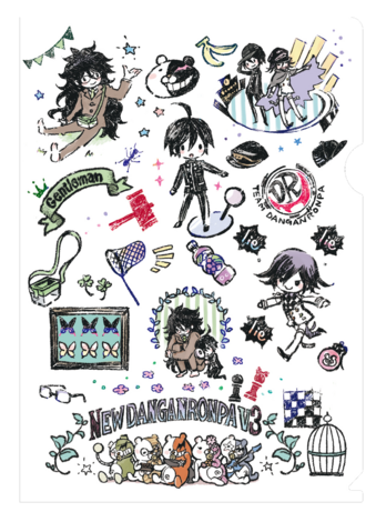 File:GraffArt Goods Danganronpa V3 Clearfile 02.png