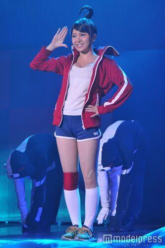 In-costume