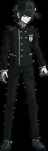 Danganronpa V3 Shuichi Saihara Fullbody Sprite (Hat) (28)