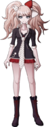 Mukuro Ikusaba (Junko) Fullbody Sprite (1)