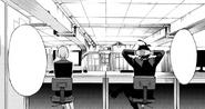 Danganronpa Gaiden KK Chap 7 Takumi invites Misaki