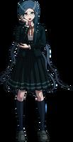 Danganronpa V3 Tsumugi Shirogane Fullbody Sprite (18)