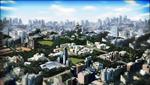 Danganronpa 2 CG - An overview of Hopes Peak Academy (1)