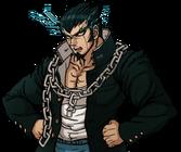 Danganronpa V3 Bonus Mode Nekomaru Nidai Sprite (13)