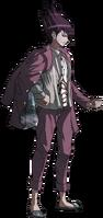 Danganronpa V3 Kaito Momota Fullbody Sprite (44)